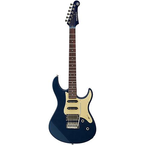 Yamaha Pacifica 612 VII FM Matte Silk Blue « Guitare électrique