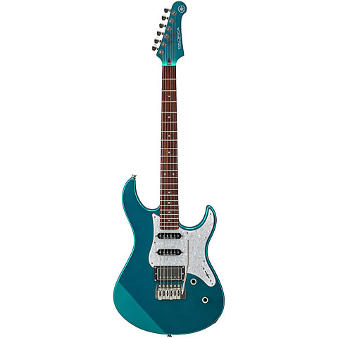 Yamaha Pacifica 612 VII FM Teal Green Metallic « Guitare électrique