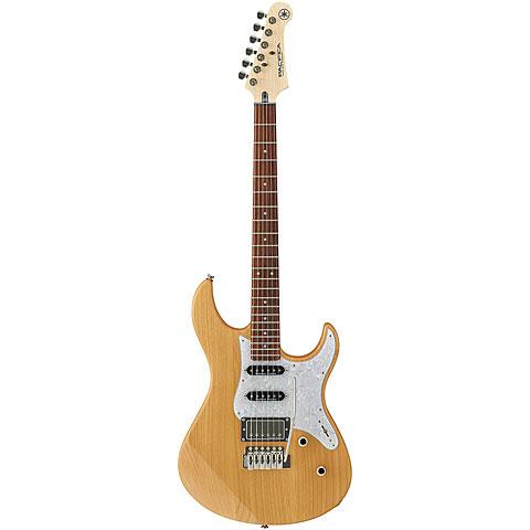Yamaha Pacifica 612 VII FM Yellow Natural Satin « Guitare électrique