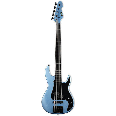 ESP LTD AP-5 Pelham Blue « E-Bass