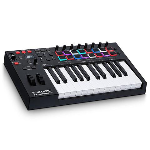 Masterkeyboard M-Audio Oxygen Pro 25