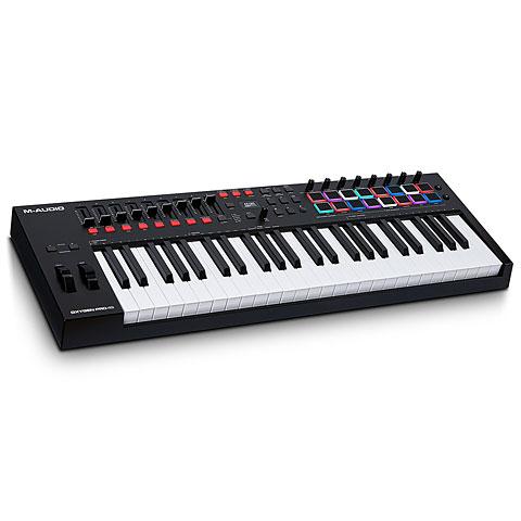 Clavier maître M-Audio Oxygen Pro 49