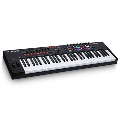 Master Keyboard M-Audio Oxygen Pro 61