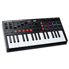 M-Audio Oxygen Pro Mini « Masterkeyboard