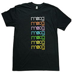 Moog Rainbow Spectrum T-Shirt XL « T-Shirt