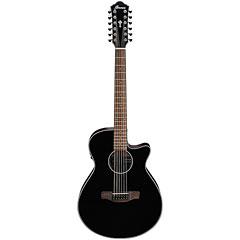 Ibanez AEG5012-BKH « Westerngitarre
