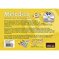 Melodica Cascha Melodica HH 2104 DE Set red