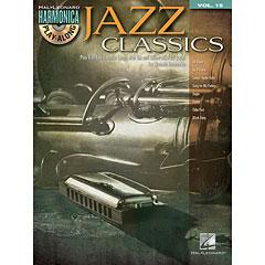 Hal Leonard Harmonica Play-Along Vol.15 - Jazz Classics « Play-Along
