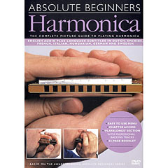 Music Sales Absolute Beginners - Harmonica (DVD) « DVD