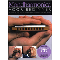 Music Sales Mondharmonica voor Beginners « Instructional Book