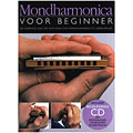 Lehrbuch Music Sales Mondharmonica voor Beginners
