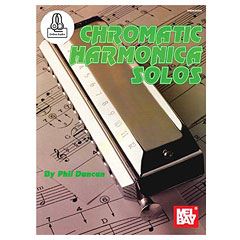 MelBay Chromatic Harmonica Solos « Notenbuch