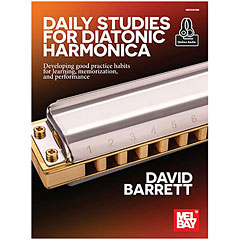 MelBay Daily Studies for Diatonic Harmonica « Lehrbuch