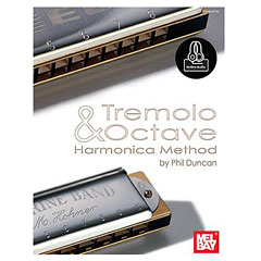 MelBay Tremolo And Octave Harmonica Method « Lehrbuch