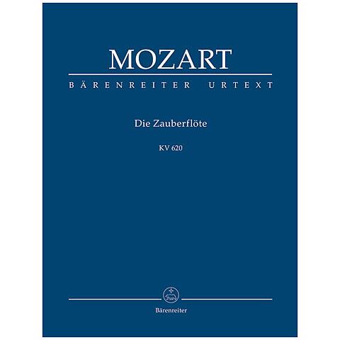 Notenbuch Bärenreiter Mozart - Die Zauberflöte KV620 (Urtext)