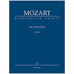 Bärenreiter Mozart - Die Zauberflöte KV620 (Urtext) « Libro de partituras