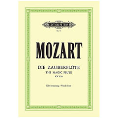 Edition Peters Mozart - Die Zauberflöte KV 620 « Music Notes