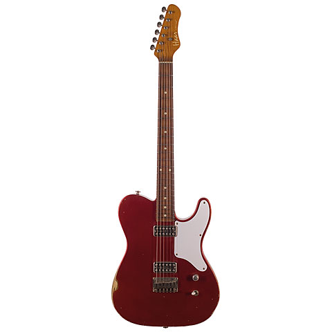 Haar Traditional T aged Candy Apple Red « Electric Guitar