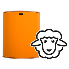 Hofa Baby Basstrap natural orange « Acoustic Panels