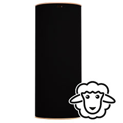 Hofa Basstrap natural black « Panel acústico