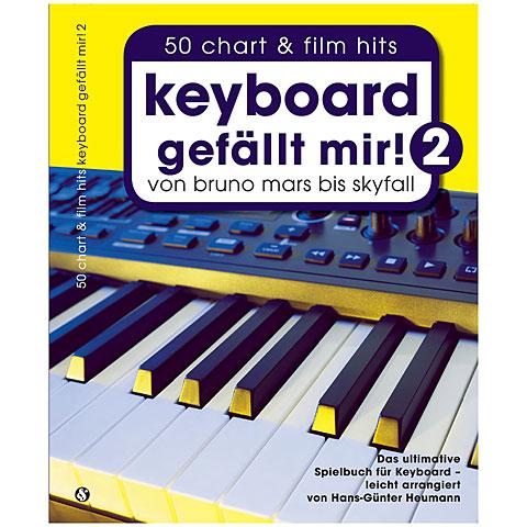Libros didácticos Bosworth Keyboard gefällt mir! Band 2