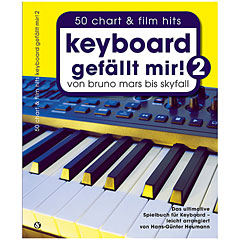 Bosworth Keyboard gefällt mir! Band 2 « Libro de partituras