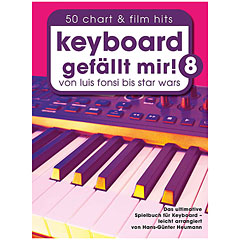 Bosworth Keyboard gefällt mir Band 8 « Libro de partituras