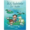 Notenbuch Bosworth 100 Kinderlieder für Ukulele