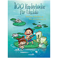 Libro de partituras Bosworth 100 Kinderlieder für Ukulele