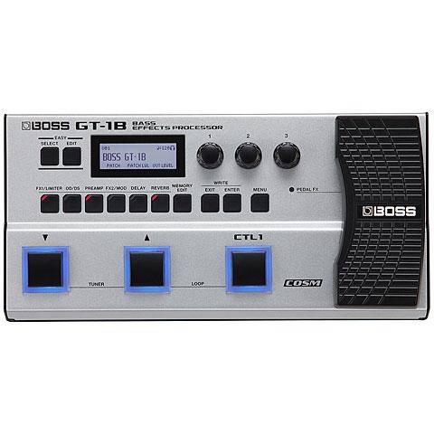 Multi-effets basse électrique Boss GT-1B