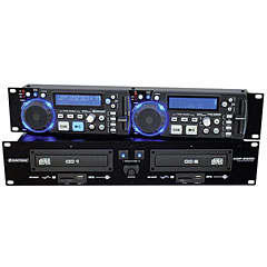 Omnitronic XDP-2800 Dual-CD-/MP3-Player « Reproductor CD