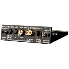 SPL SPL AD converter 24/192 1090 « Interface de audio