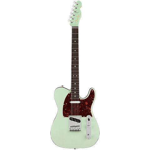 Fender American Ultra Luxe Telecaster RW SFG TRN « Guitarra eléctrica