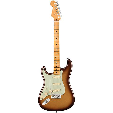 Fender American Ultra Stratocaster LH MN MBST « Guitarra eléctrica zurdos