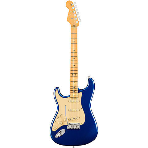 Fender American Ultra Stratocaster LH MN COB « Left-Handed Electric Guitar