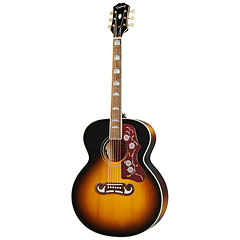 Epiphone J-200 Aged Antique Vintage Sunburst Gloss « Guitare acoustique