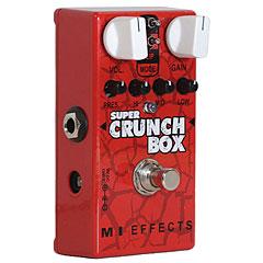 MI Audio Super Crunch Box V2 « Effectpedaal Gitaar