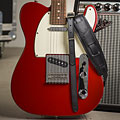 Schouderband Fender Mustang Saddle Strap Black Long