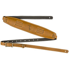 Fender Mustang Saddle Strap Butterscotch Long « Sangle guitare/basse