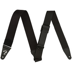 Fender Right Height Strap Black Rayon
