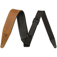 Fender Right Height Strap Cognac Leather « Correas guitarra/bajo