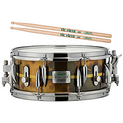 Sonor Benny Greb Signature Brass Snare 2.0 with Sticks « Snare Drum