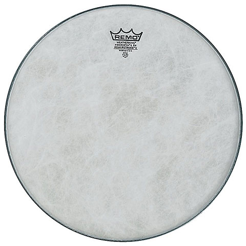 """Parches para Toms Remo Powerstroke 3 Fiberskyn 14"""" Tom / Snare Head P3-0514-FA"""