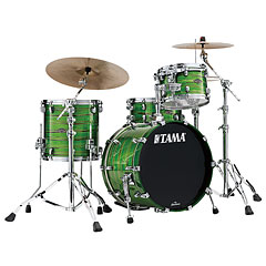 """Tama Starclassic Walnut/Birch WBS30RS-LSO 20"""" Lacquer Shamrock Oyster « Batería"""