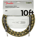 Instrument Cable Fender Pro Series Woodland Camo 3 m