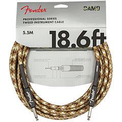 Fender Pro Series Desert Camo 5,5 m « Câble pour instrument