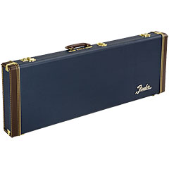 Fender Classic Series Wood Case Navy Blue « Etui guitare électrique