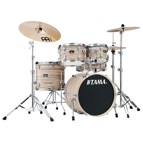 """Schlagzeug Tama Imperialstar IE58H6W-NZW Zebrawood 5 Pcs. 18"""""""