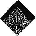 Gifts Fender Black Bandana