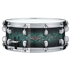 "Tama Starclassic Performer MBSS55-MSL Molten Steel Blue Fade 14"" x 5,5"" Snare Drum « Caisse claire"